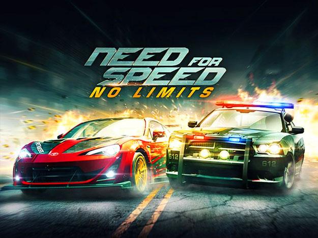 Игровое приложение Need For Speed: No Limits теперь доступна для пользователей iOS и Android