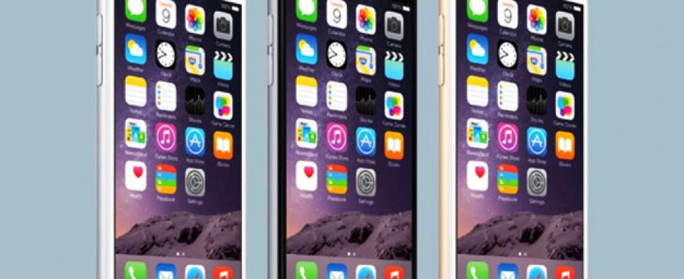 Новые флагманы Apple iPhone 6S и 6S Plus совсем не боятся влаги