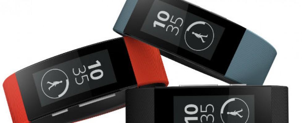 SmartBand Talk SWR30 – ещё один умный браслет от Sony
