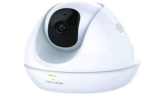 Панорамная камера TP-LINK NC450 для постоянного видеонаблюдения