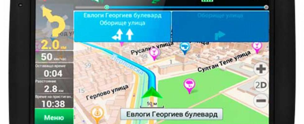Prestigio Geovision 5055 – хороший навигатор за разумные деньги